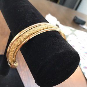 Jewelry - 🙋♀️So Gorgeous 👑Gold Mesh Bracelet🌝